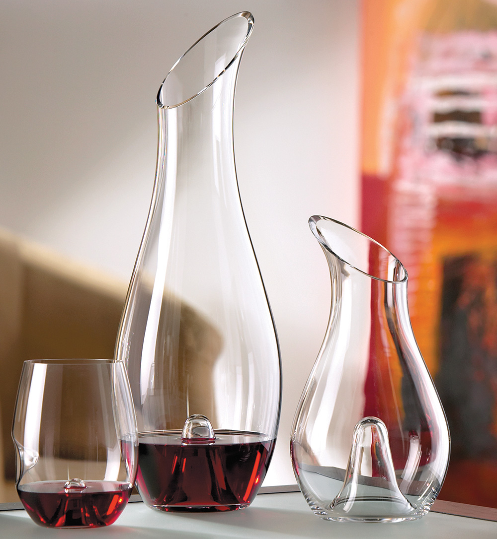 Riedel O Decanters