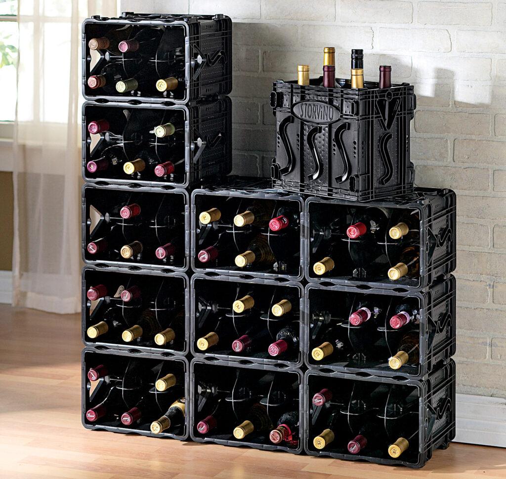 Storvino wine storage