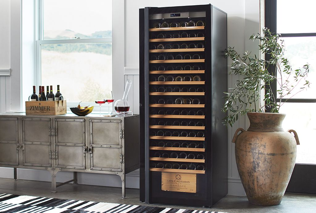 Transtherm Ermitage Wine Cabinet