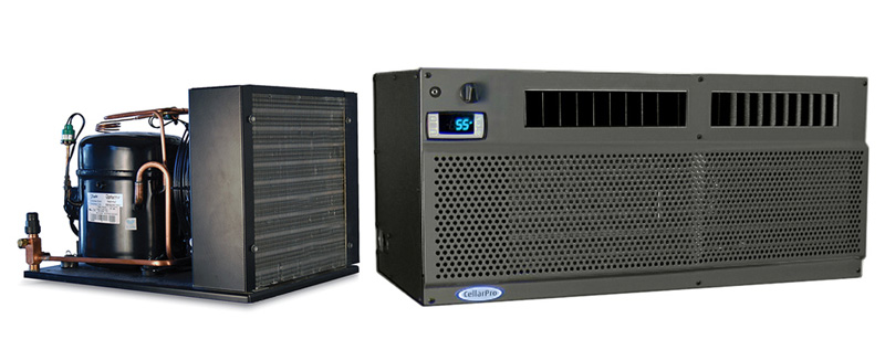 CellarPro Split Cooling System