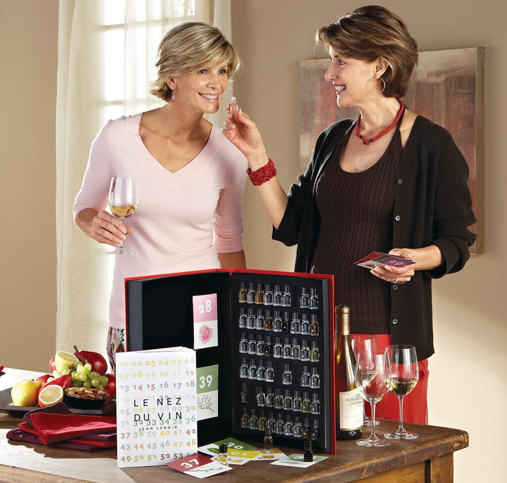Le Nez du Vin Wine 54 Aroma Essence Kit