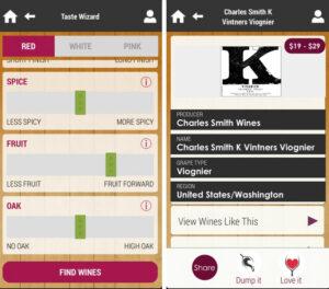 Wine4Me App