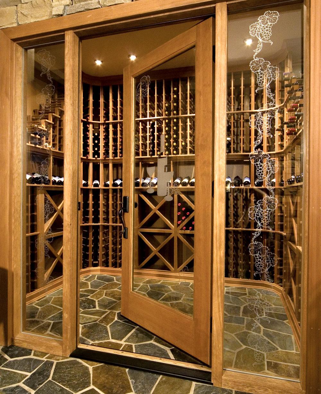 Magnum Designer wine racks