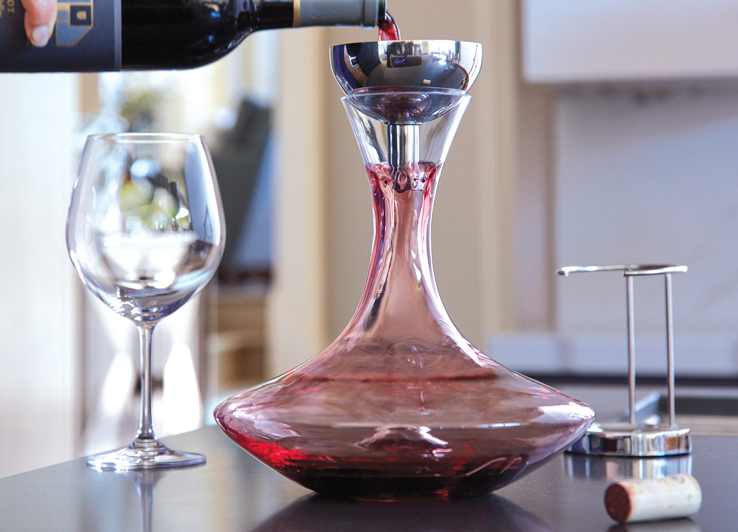 Ultima Decanter & Funnel Set