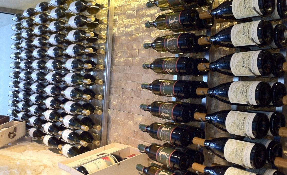 VintageView Magnum Decanter Wine Racks