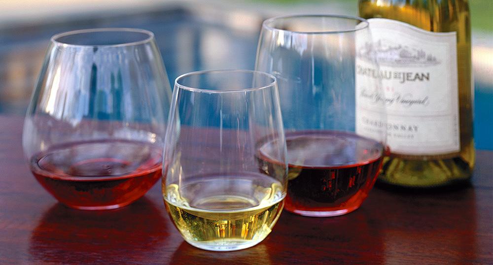 Riedel O Stemless Wine Glasses