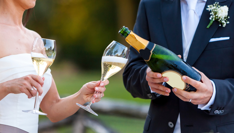 Champagne for Weddings