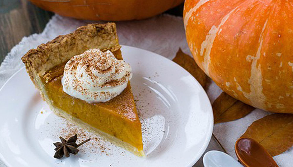 Wine Pairing with Pumpkin Pie