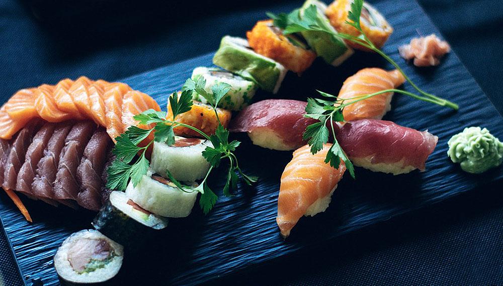 Wine Pairing with Sushi
