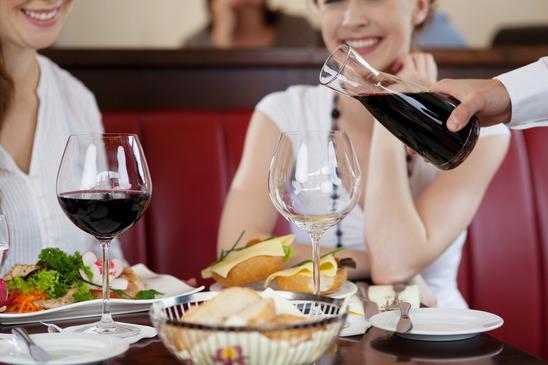 wine, dining, restaurant