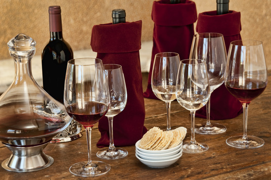 wine tasting, red wine, tasting tips