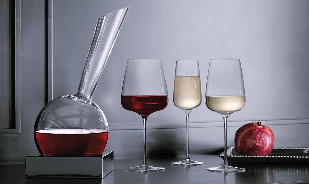 Italesse Universal Wine Glasses