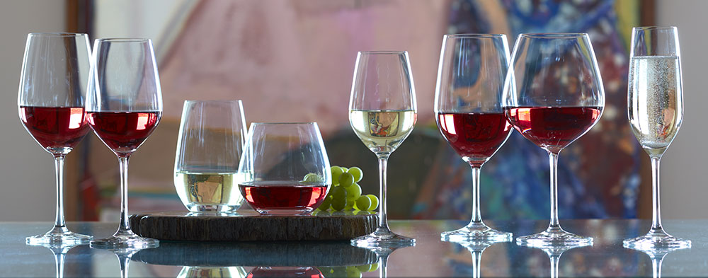 Schott Zwiesel Tritan Forte wine glasses