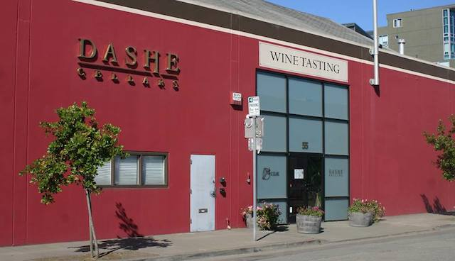 Dashe Cellars, Oakland Winery, Urban Winery