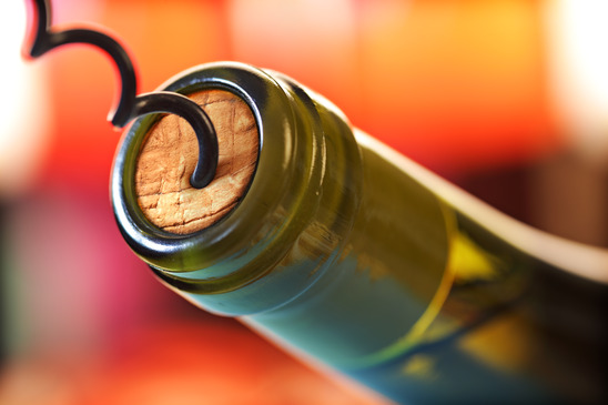 wine cork, screw caps, screw tops