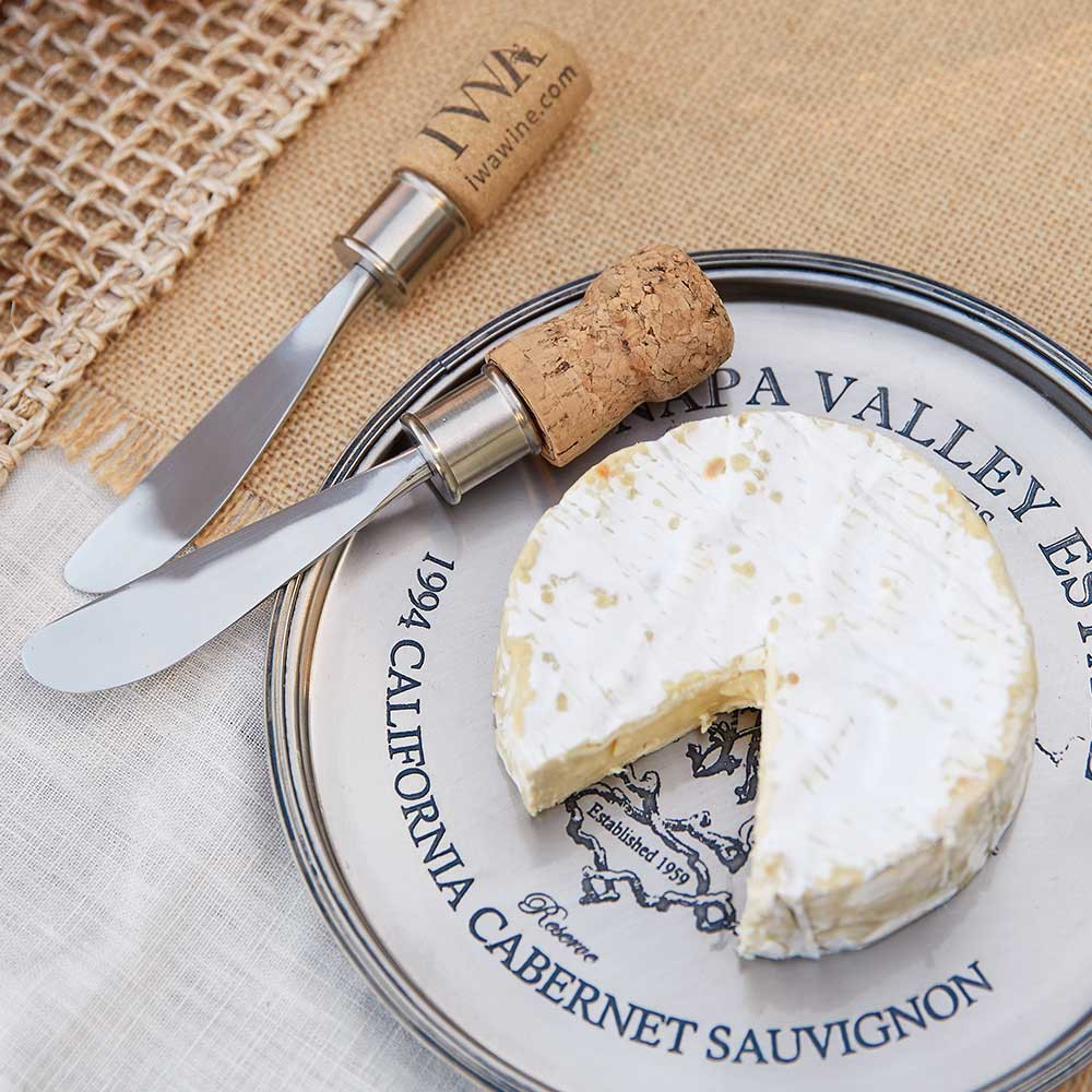 Cork Cheese Spreaders Wine Favors