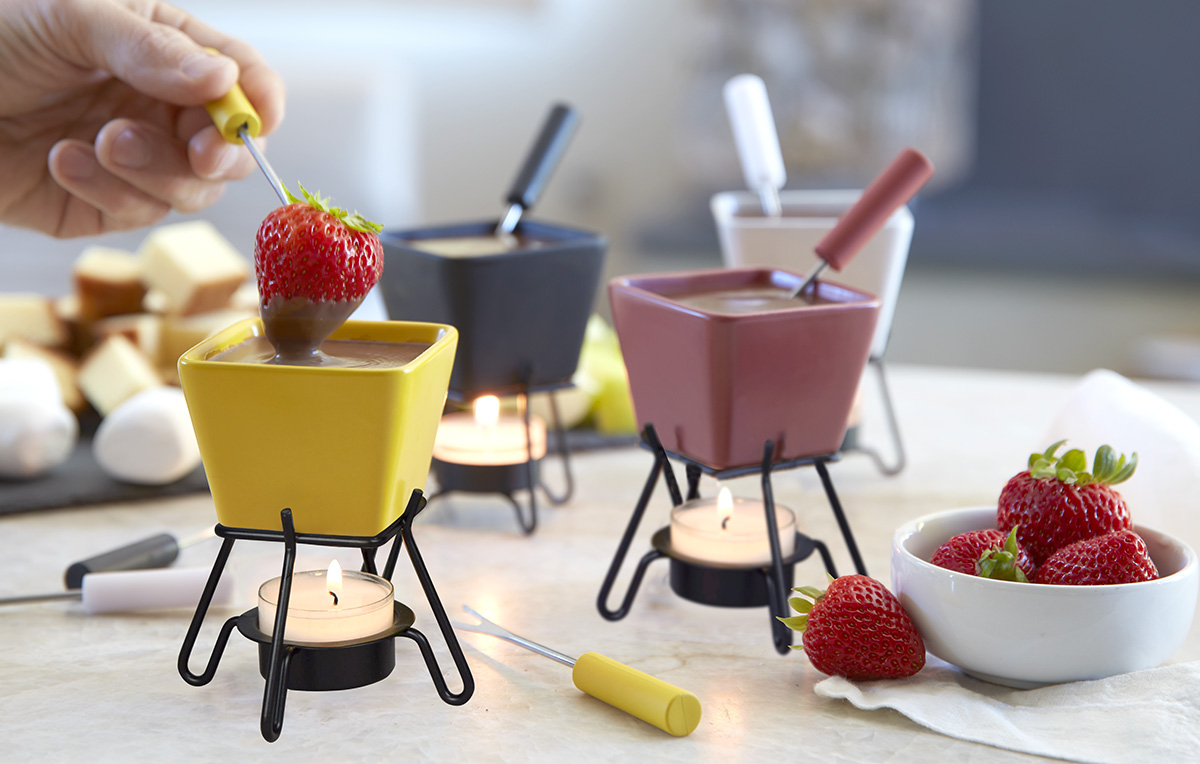 Mini Fondue Set