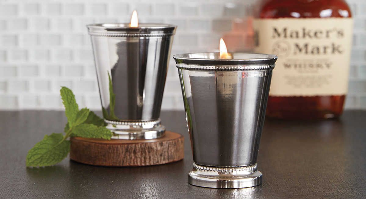 Mint Julep Candles