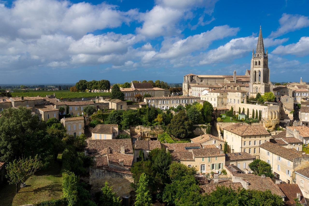 Saint Emilion Bordeaux