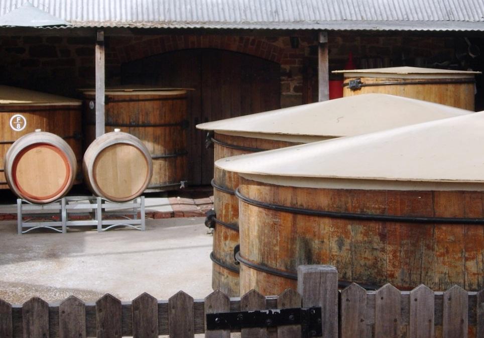 Clare Valley Australia Wine Country