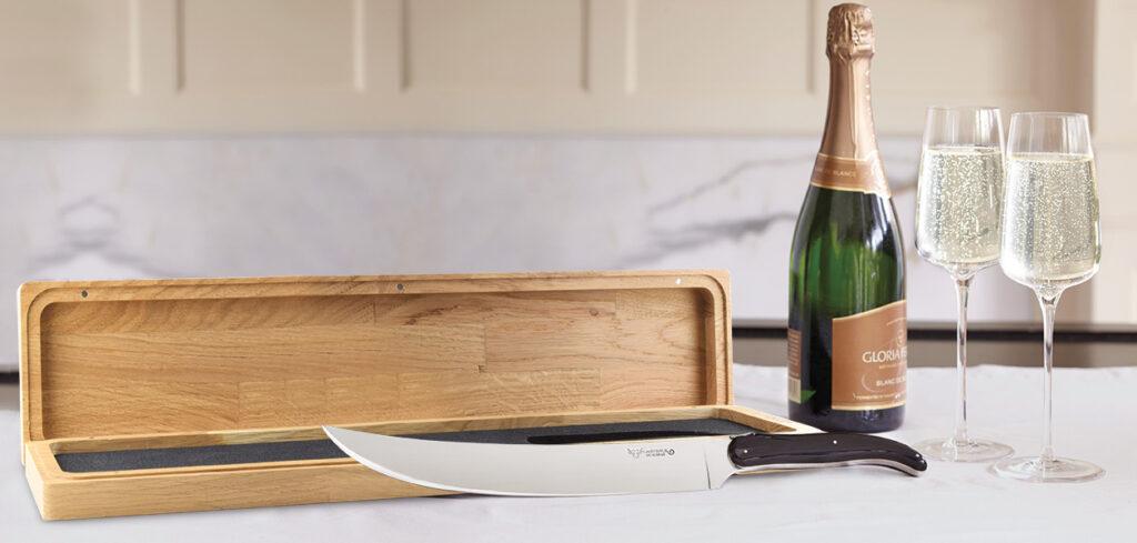 Laguiole En Aubrac Champagne Sabre