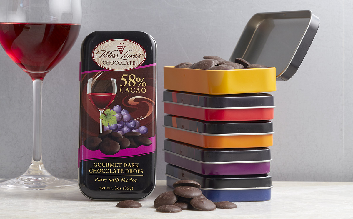Wine Lovers Chocolate