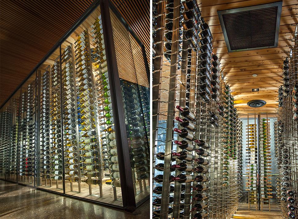 CellarPro Air Handler wine cellar