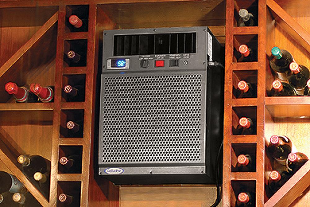 CellarPro VS wine cellar