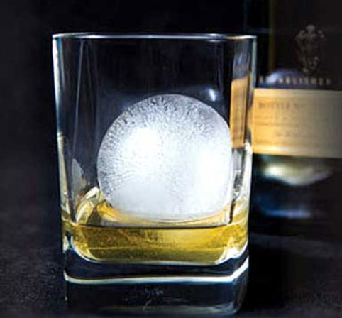 Whisky Sphere Ice Mold