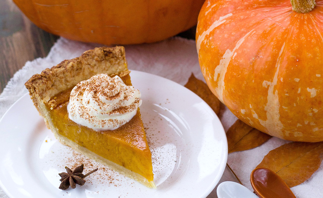 Pumpkin Pie Wine Pairings