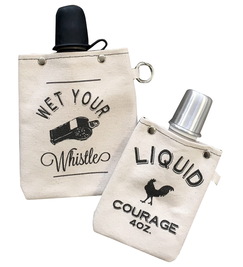 Cocktail Canvas Totes