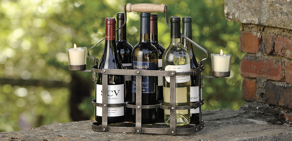 French wine carrier