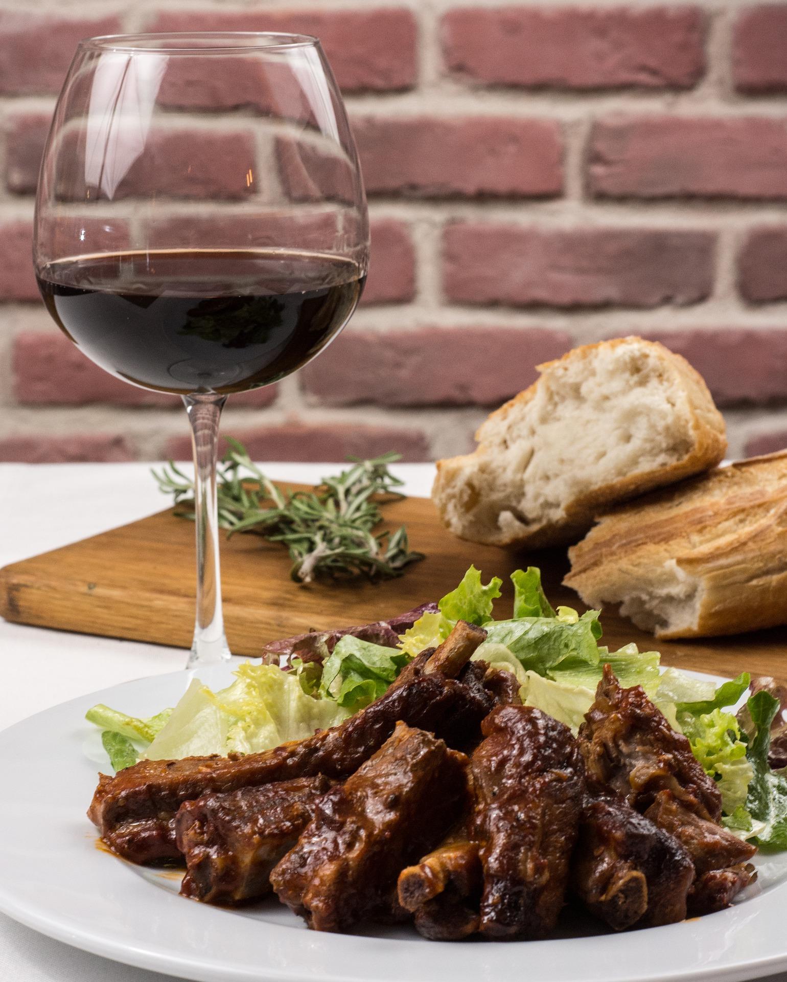 Pork wine pairing