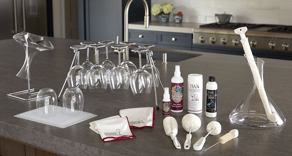 Wine Glasses & Decanters Cleaning