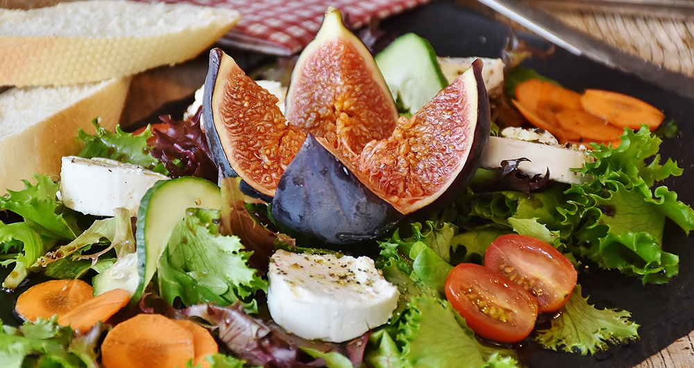 Wine Pairing - Figs and Cheese
