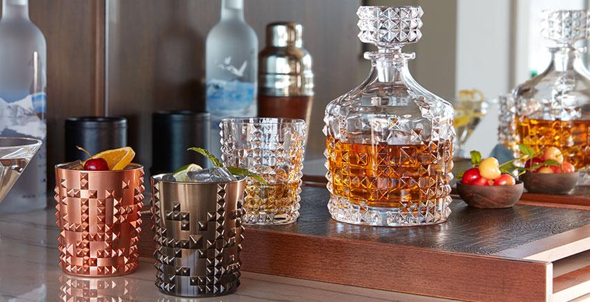 Nachtmann Punk Whisky Set