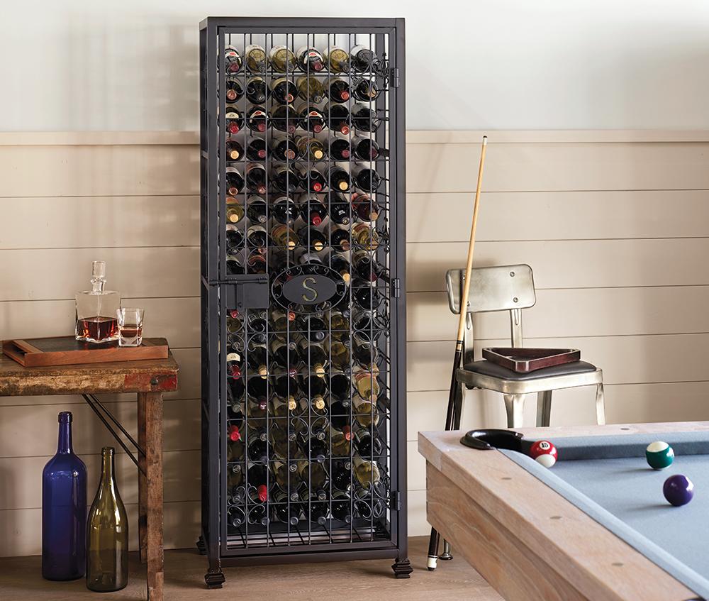 Wine Jail 96 Bottle Personalized #17383