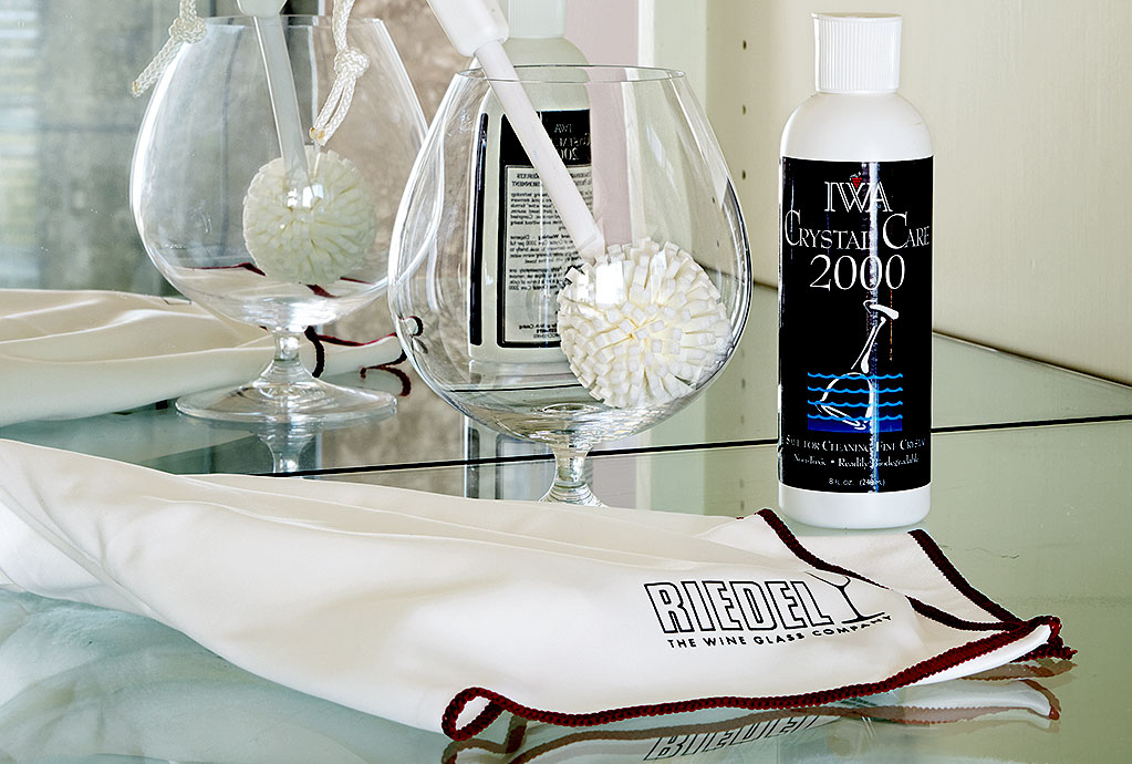 Glassware Cleaning Supplies