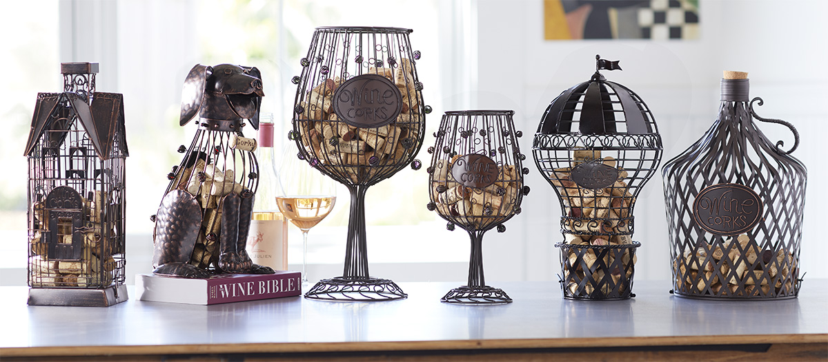Epic Cork Cages
