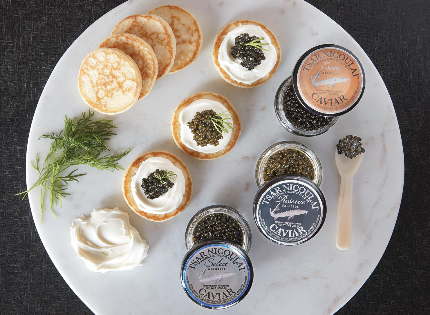 Tsar Nicolai Caviar