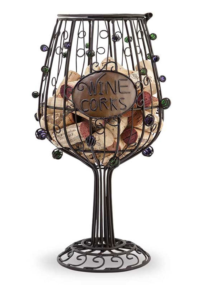 Cork Cage - Wine Glass