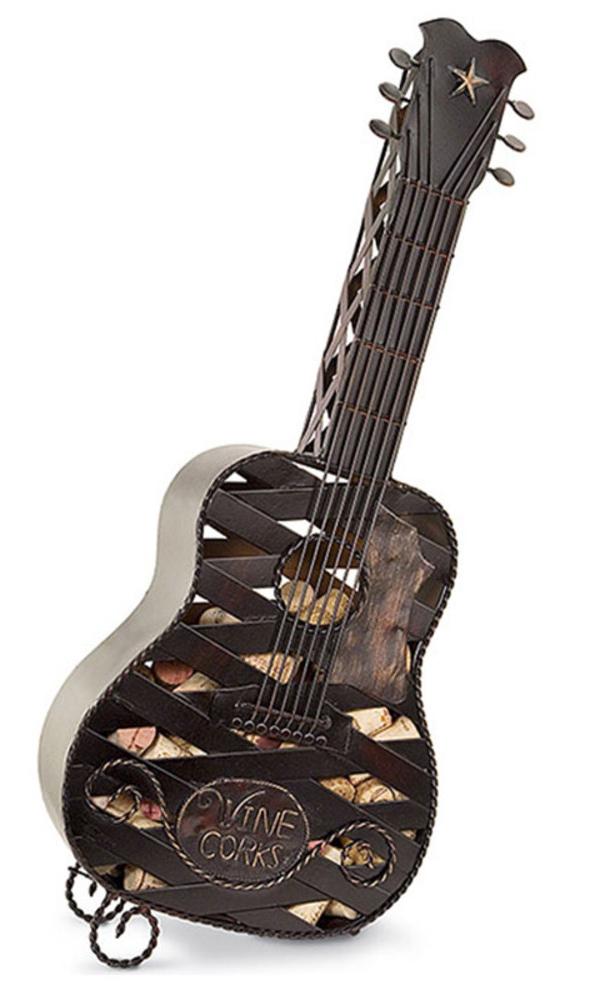 Cork Cage Guitar