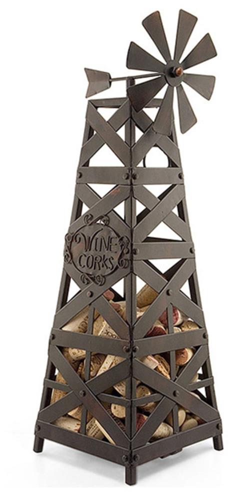Cork Cage Windmill