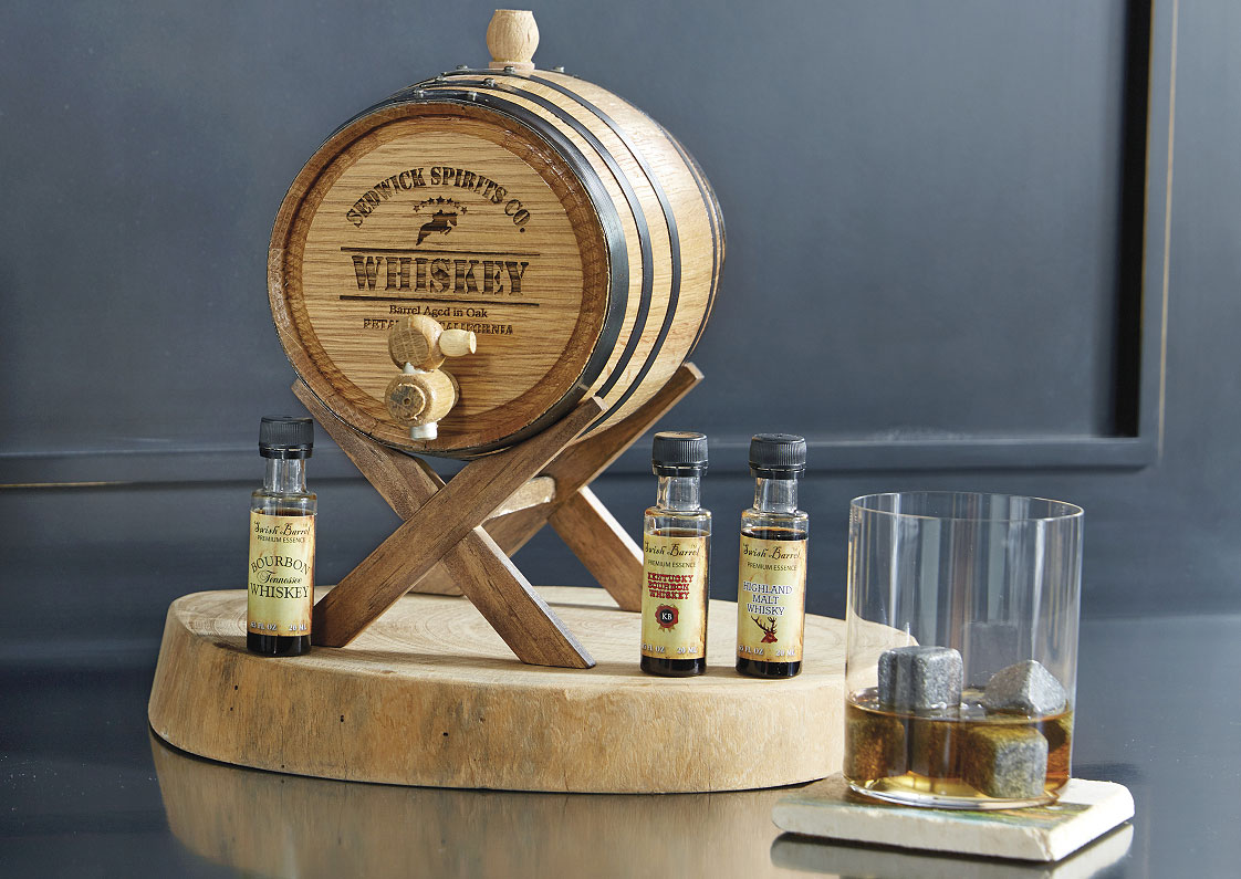 Oak Whisky Barrel