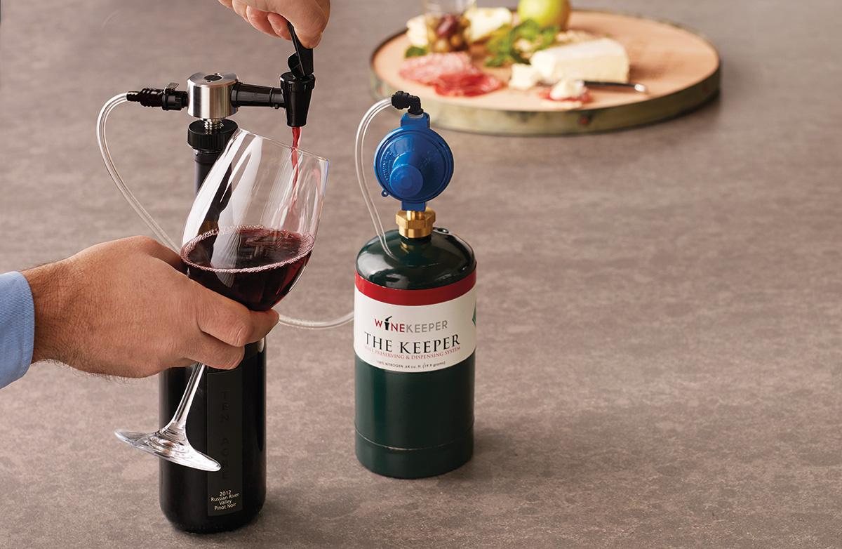 WineKeeper Basic Keeper Preservation