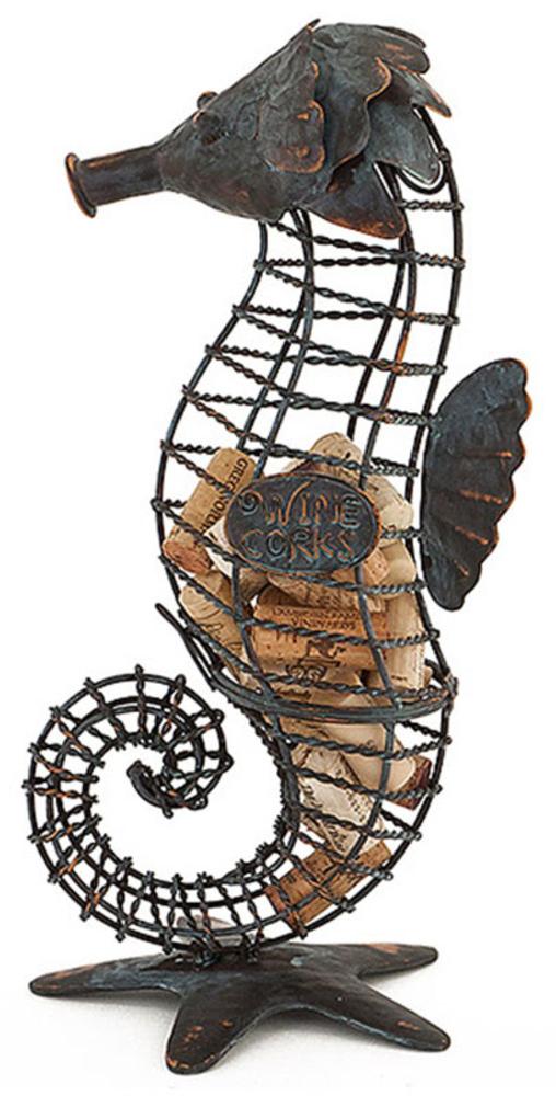 Cork Cage Seahorse