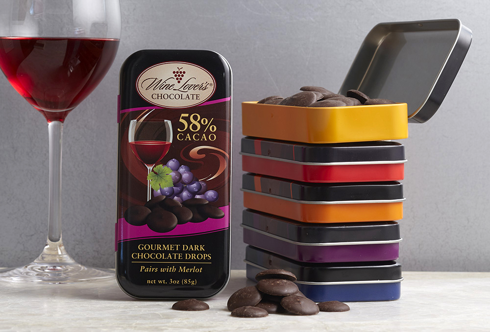 Wine Lovers Chocolate Collection