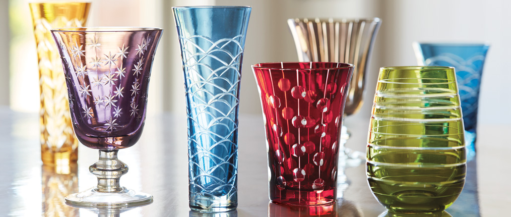 Fiesta Glassware Collections