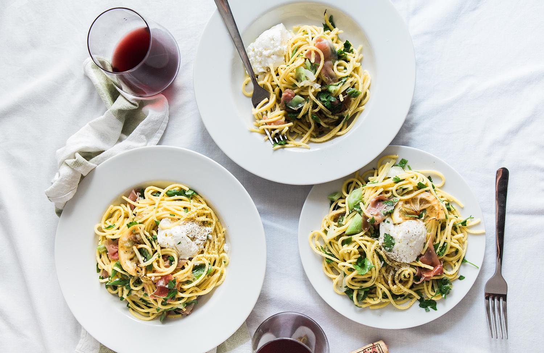 Pairing Wine With Pasta