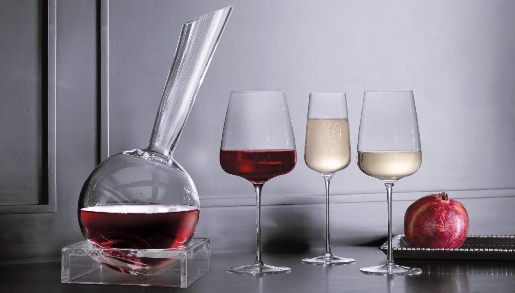 Italesse Glassware